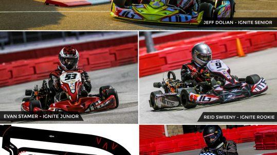 Race 6 Winners