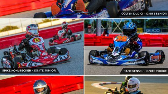 Ignite Winner Race 8