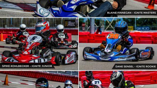 Race 10 Winners