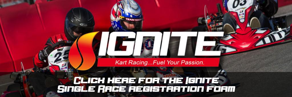 Race Registration Forms - Gateway Kartplex